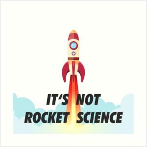Image result for Not rocket science